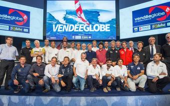 Uczestnicy Vendee Globe 2016-2017