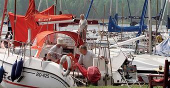 Ergonomia jachtu śródlądowego: by jacht pływał... łatwiej!