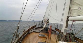 """Nowe informacje w sprawie """"Zjawy IV"""". Rozpoczyna się akcja ratowania jachtu"""
