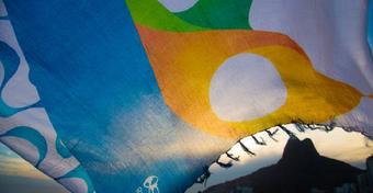 Rio 2016: Martwe ryby na torze wioślarskim! ZDJĘCIA + WIDEO